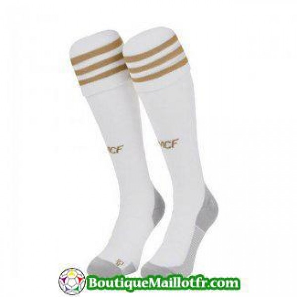 Chaussettes Real Madrid 2019 2020 Domicile