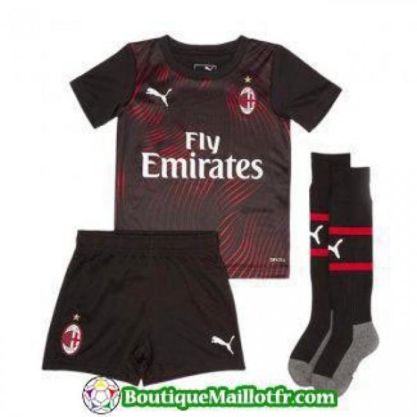 Maillot Ac Milan Enfant 2019 2020 Neutre
