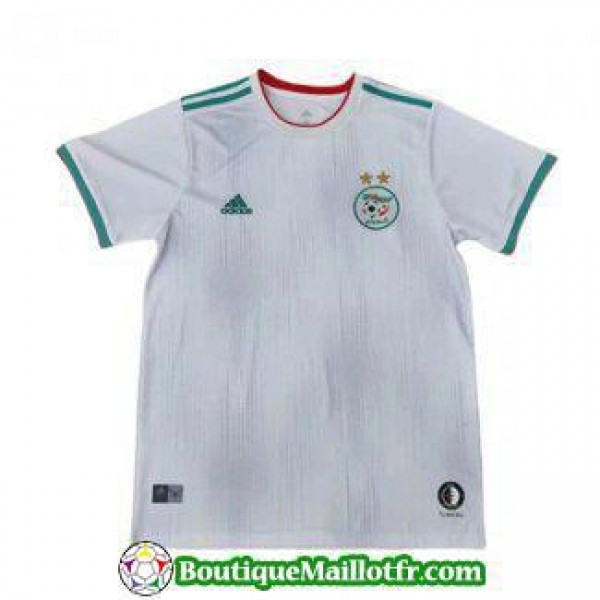 Maillot Algerie 2 Etoiles 2019 2020 Domicile