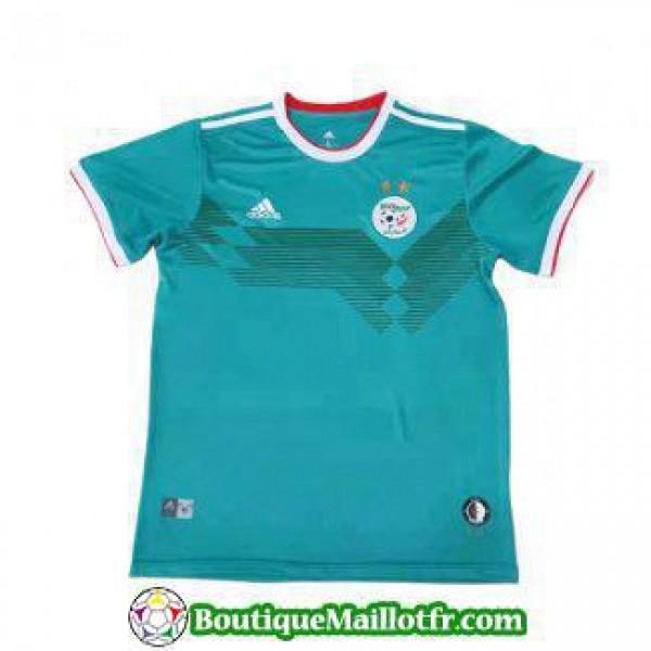 Maillot Algerie 2 Etoiles 2019 2020 Exterieur