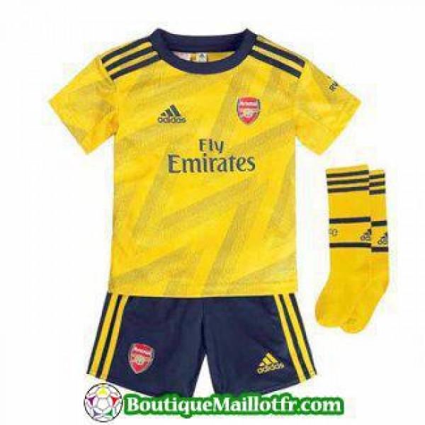 Maillot Arsenal Enfant 2019 2020 Exterieur