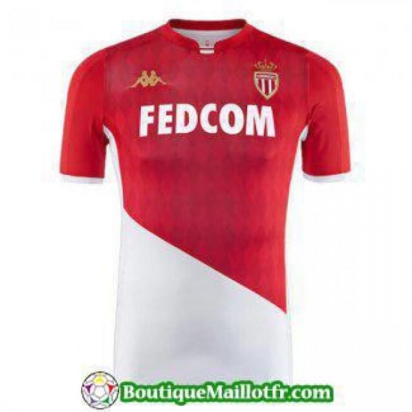 Maillot As Monaco 2019 2020 Domicile