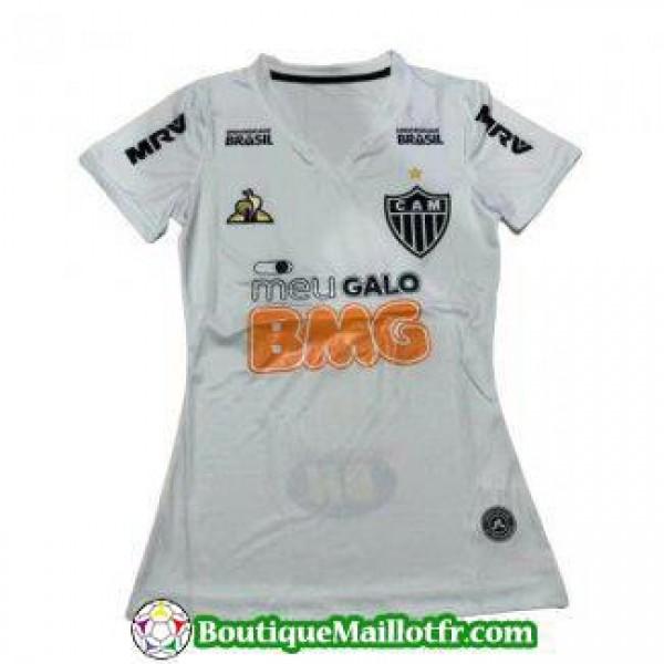 Maillot Atletico Mineiro Femme 2019 2020 Exterieur