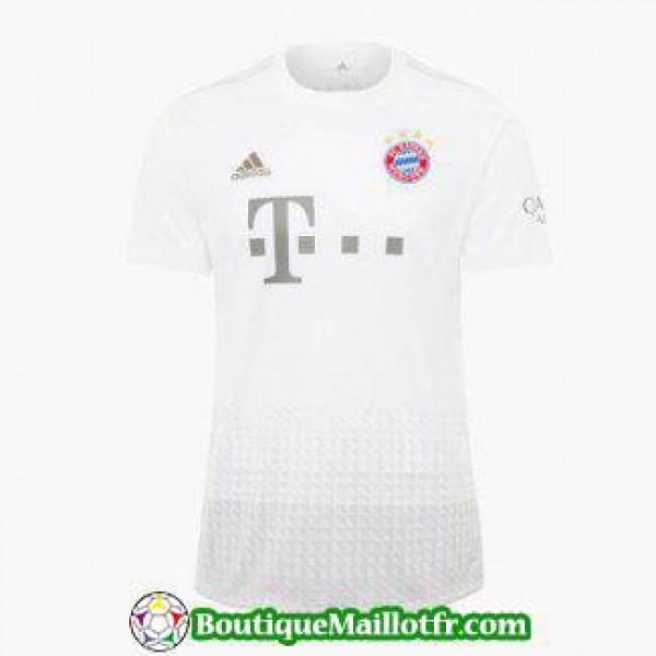 Maillot Bayern Munich 2019 2020 Exterieur
