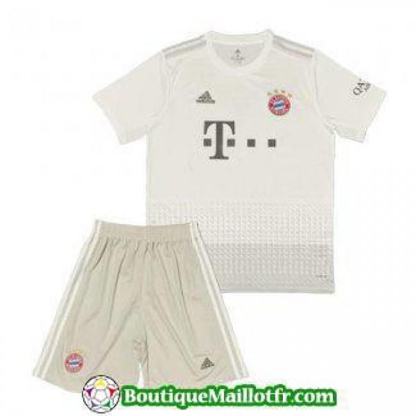 Maillot Bayern Munich Enfant 2019 2020 Exterieur