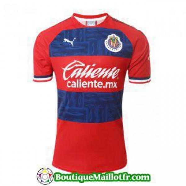 Maillot Chivas De Guadalajara 2019 2020 Exterieur