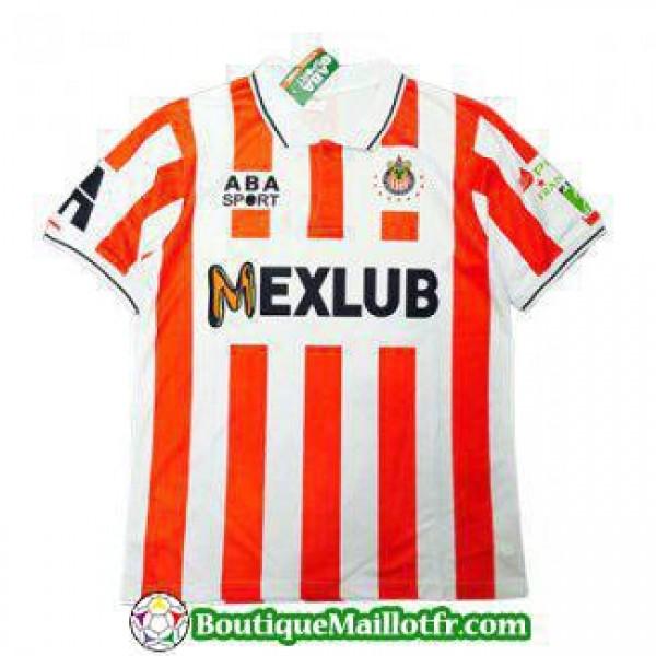 Maillot Chivas Retro 1995 1996 Domicile