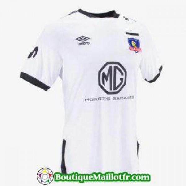 Maillot Colo Colo 2019 2020 Domicile