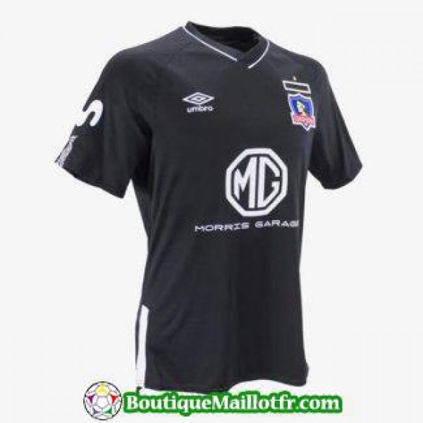 Maillot Colo Colo 2019 2020 Exterieur