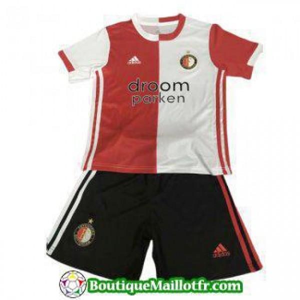 Maillot Feyenoord Enfant 2019 2020 Domicile