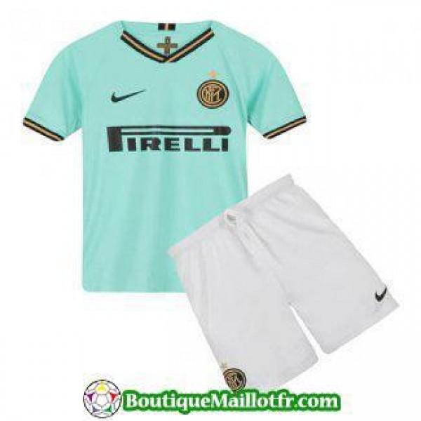Maillot Inter Milan Enfant 2019 2020 Exterieur
