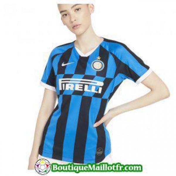Maillot Inter Milan Femme 2019 2020 Domicile