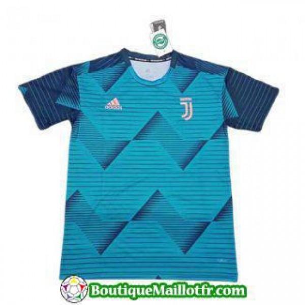 Maillot Juventus Entrainement 2019 2020 Bleu