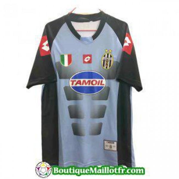 Maillot Juventus Retro Gardien 2002 2003