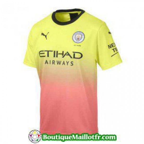 Maillot Manchester City 2019 2020 Neutre