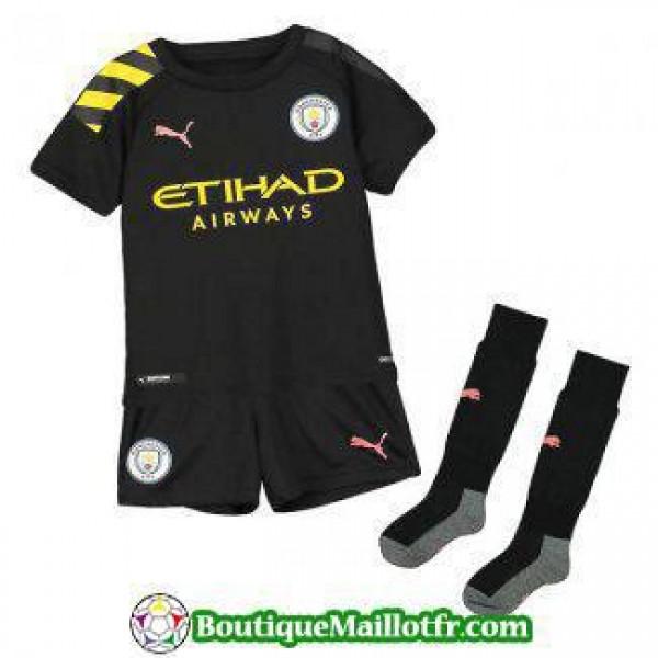 Maillot Manchester City Enfant 2019 2020 Exterieur