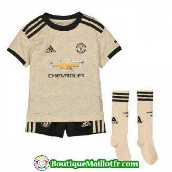 Maillot Manchester United Enfant 2019 2020 Exterie...