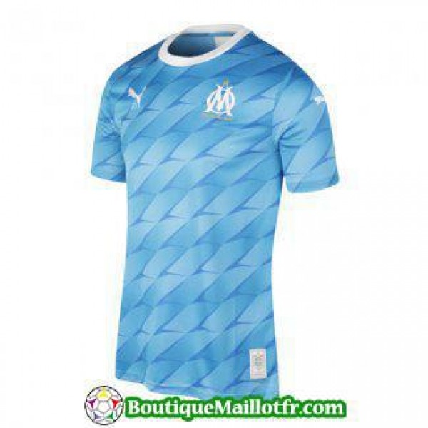 Maillot Marseille 2019 2020 Exterieur