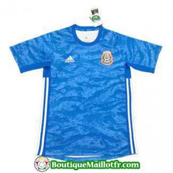 Maillot Mexique Gardien 2019 2020 Bleu
