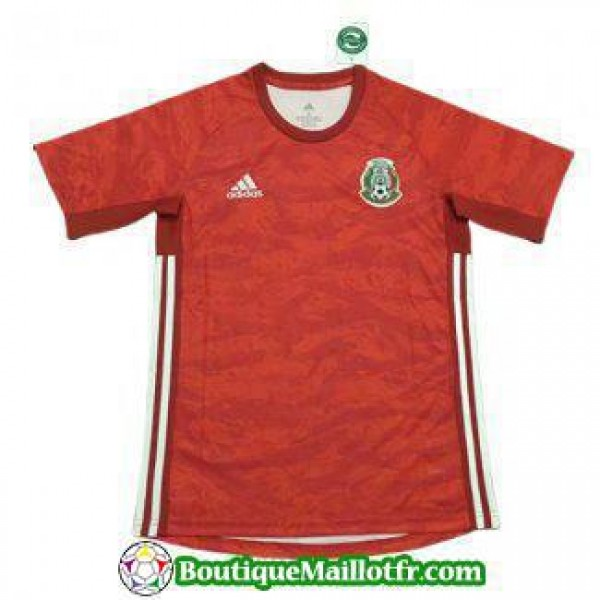 Maillot Mexique Gardien 2019 2020 Rouge