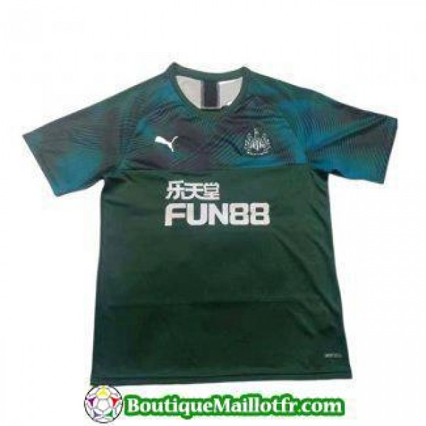 Maillot Newcastle United 2019 2020 Exterieur