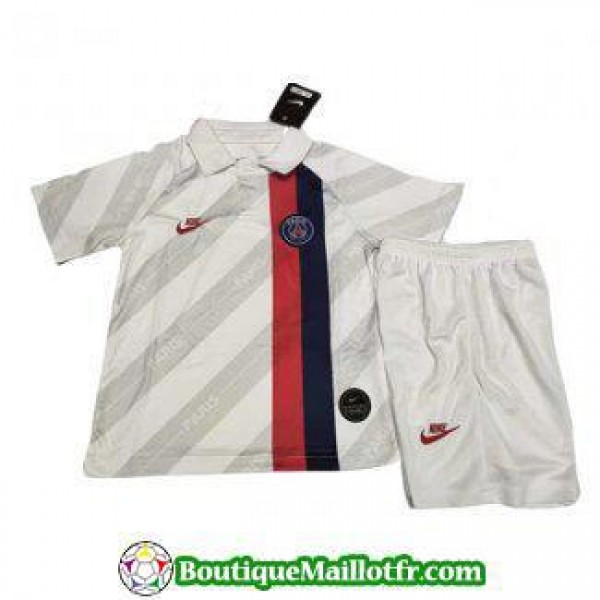 Maillot Paris Saint Germain Enfant 2019 2020 Neutr...