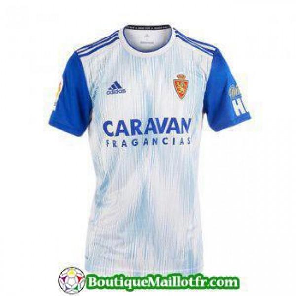 Maillot Real Zaragoza 2019 2020 Domicile