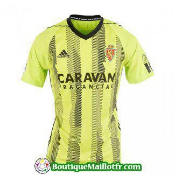 Maillot Real Zaragoza 2019 2020 Exterieur