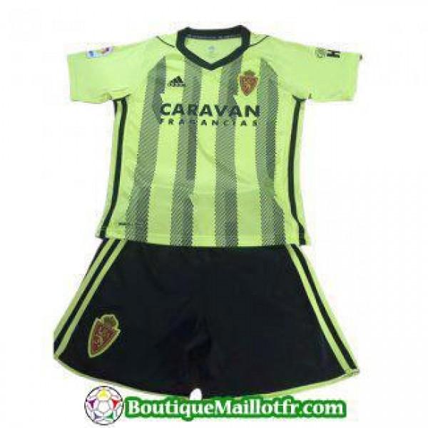 Maillot Real Zaragoza Enfant 2019 2020 Exterieur