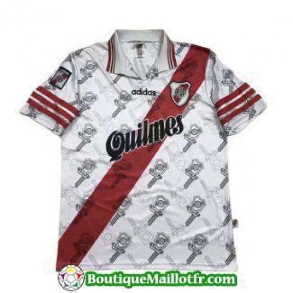 Maillot River Plate Retro 1996 Domicile