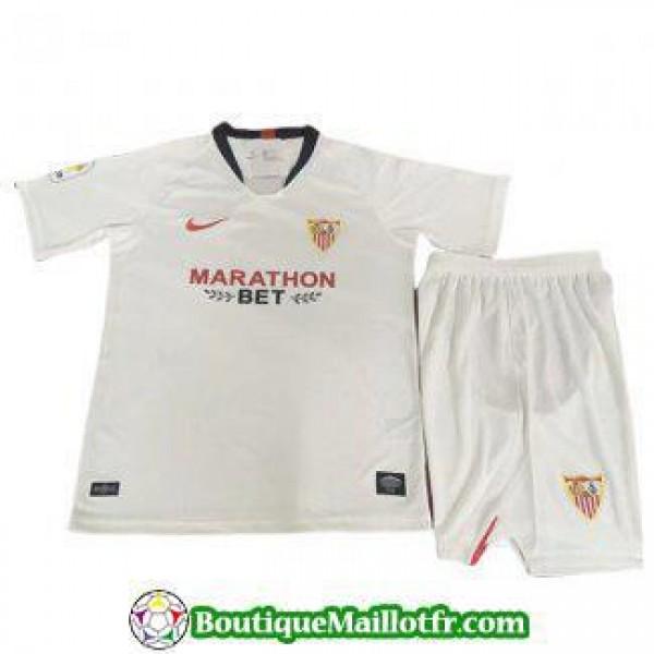 Maillot Sevilla Enfant 2019 2020 Domicile