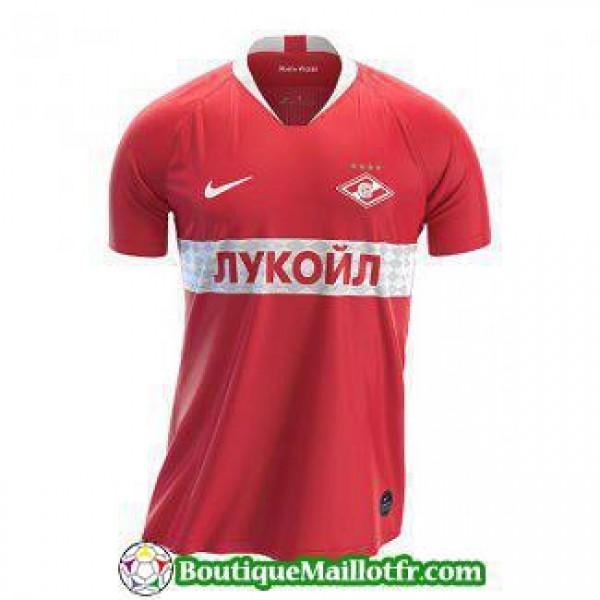Maillot Spartak Moscou 2019 2020 Domicile