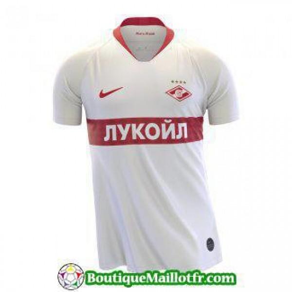 Maillot Spartak Moscou 2019 2020 Exterieur