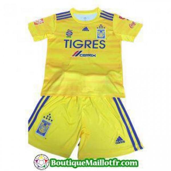 Maillot Tigres 7 Etoiles Enfant 2019 2020 Domicile