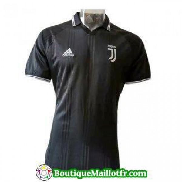 Polo Juventus 2019 2020 Noir Blanc B