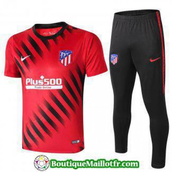 Polo Kit Atletico Madrid Entrainement 2019 2020 No...