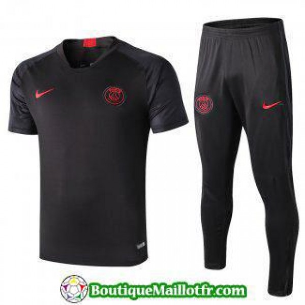 Polo Kit Paris Saint Germain Entrainement 2019 202...