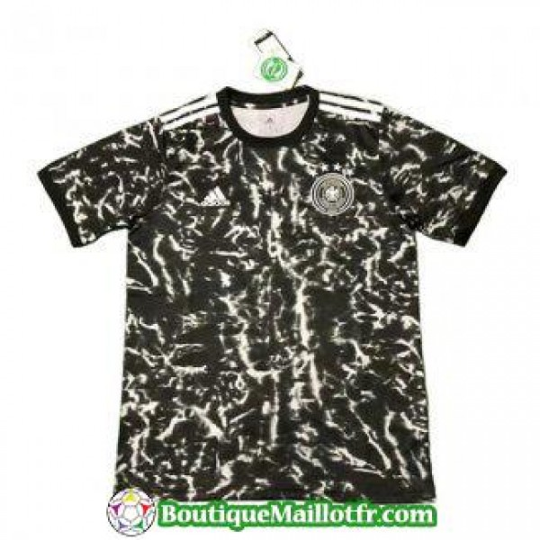 Maillot Allemagne Entrainement 2019 2020 Camouflag...