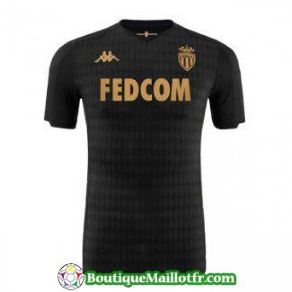 Maillot As Monaco 2019 2020 Exterieur