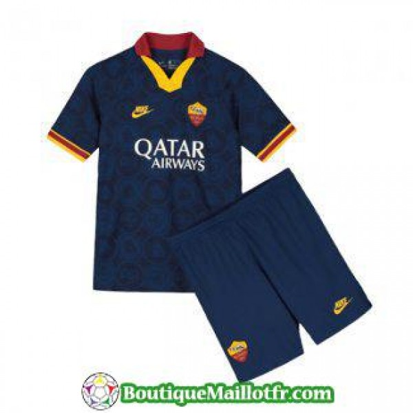 Maillot As Roma Enfant 2019 2020 Neutre