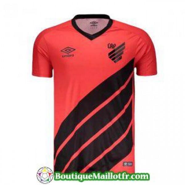 Maillot Athletico Paranaense 2019 2020 Domicile