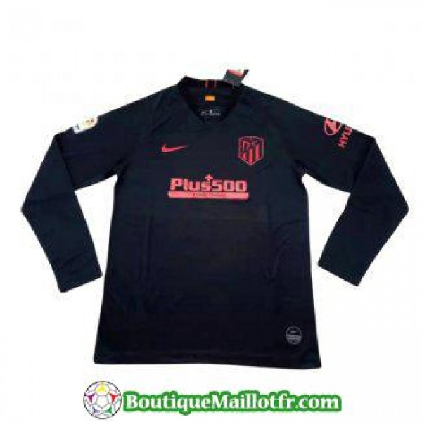 Maillot Atletico Madrid Manche Longue 2019 2020 Ex...