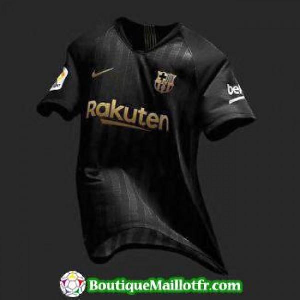 Maillot Barcelone Entrainement 2018 2019 Noir