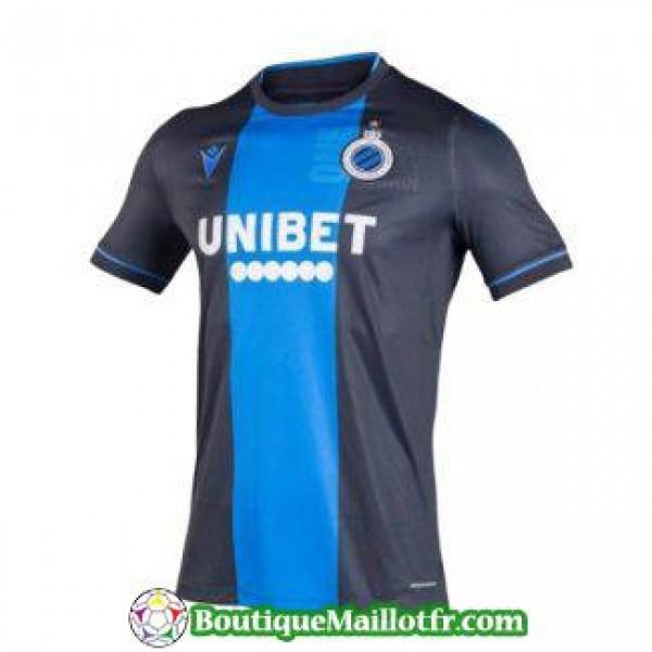 Maillot Club Bruges 2019 2020 Domicile