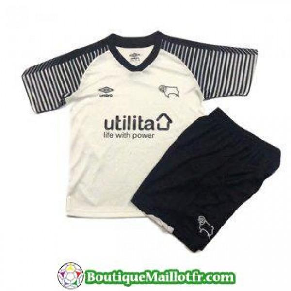 Maillot Derby County Enfant 2019 2020 Domicile