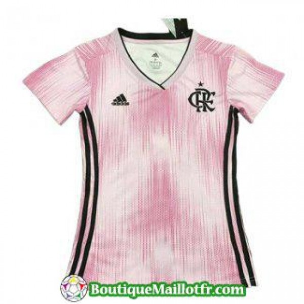 Maillot Flamengo Femme 2019 2020 Rose