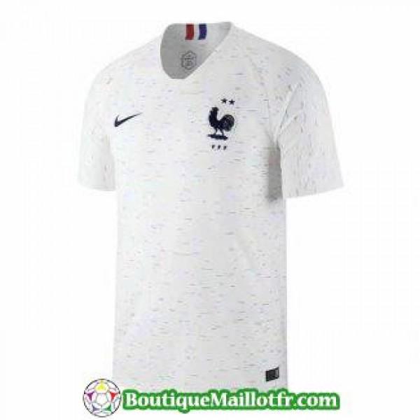 Maillot France Deux Etoiles Champion Exterieur