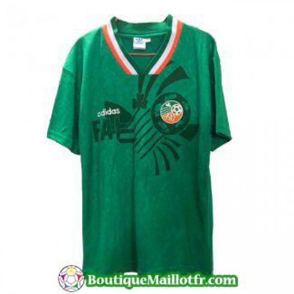 Maillot Irlande Retro 1994 Domicile