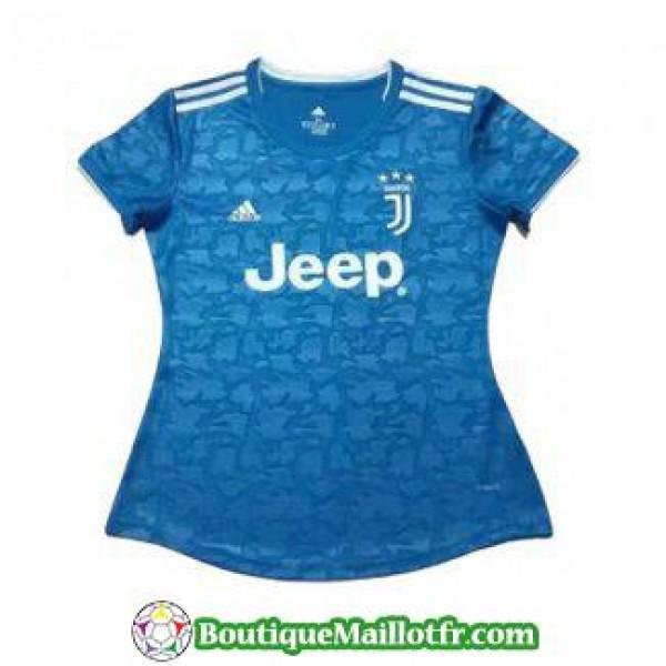 Maillot Juventus Femme 2019 2020 Neutre