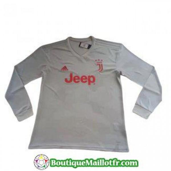 Maillot Juventus Manche Longue 2019 2020 Exterieur